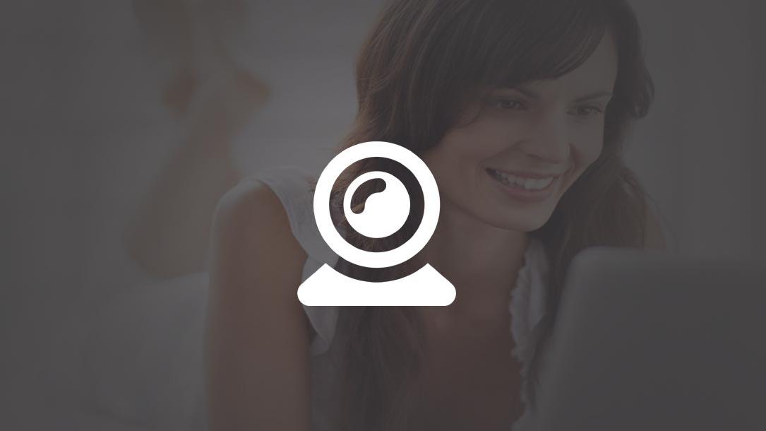 L'utilisation de la Webcam lors de la rencontre en ligne